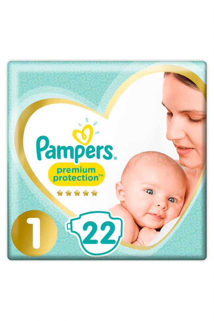 Pampers 88 couches
