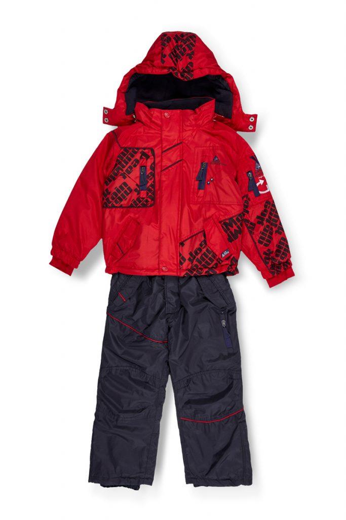 Peak Mountain blouson et pantalon de ski
