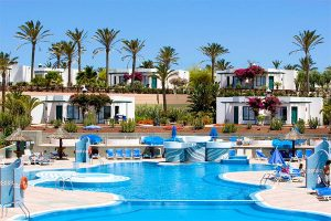 Lanzarote Hôtel HL Club Playa Blanca
