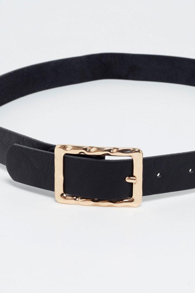 collectionIRL ceinture boucle carrée