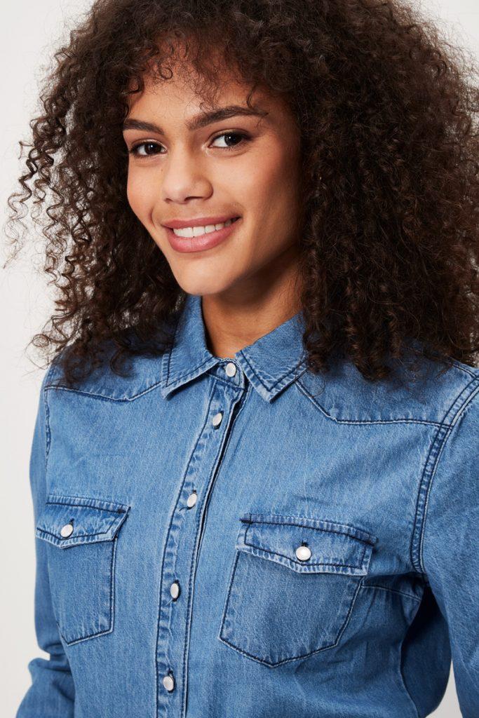 collectionIRL chemise en jean