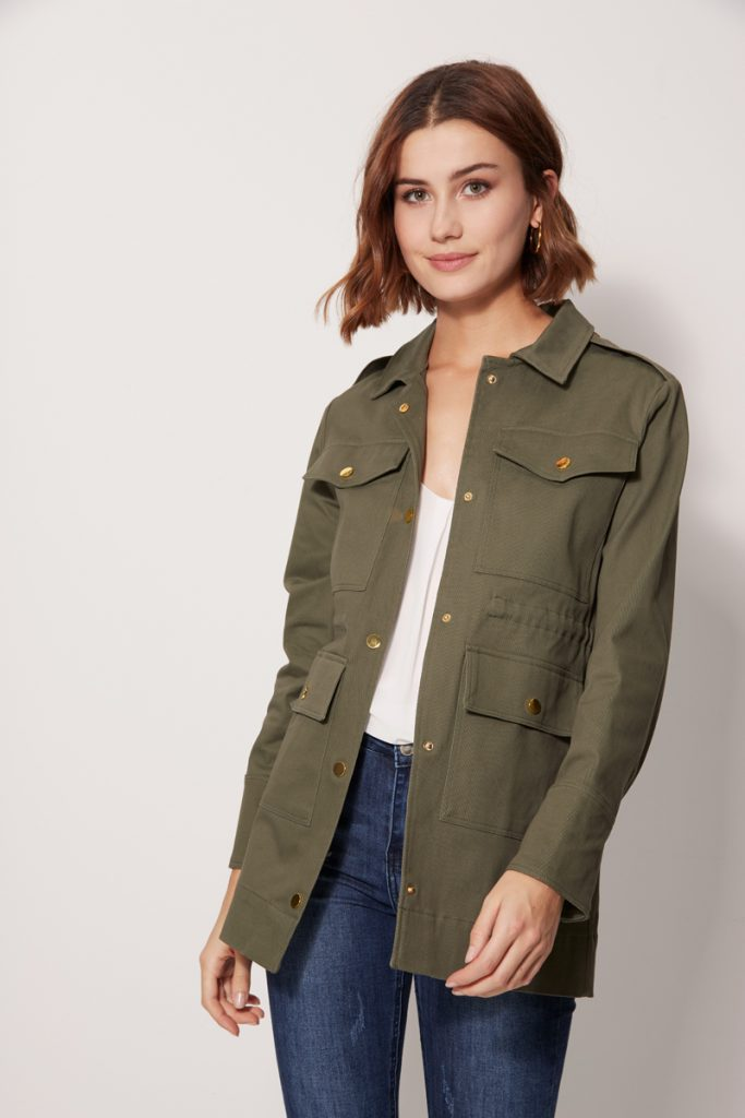 collectionIRL veste en twill