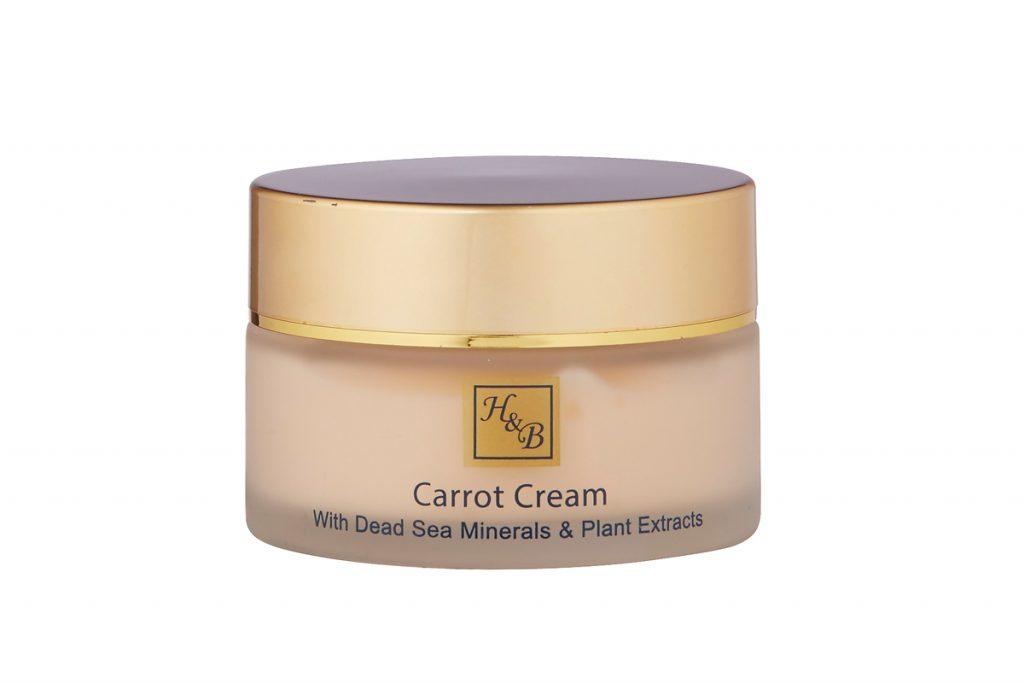 Health & Beauty crème hydratante carotte