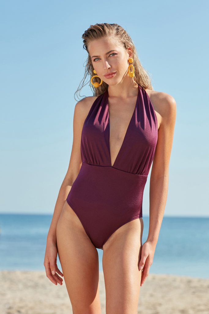 Summer Time maillot 1 pièce