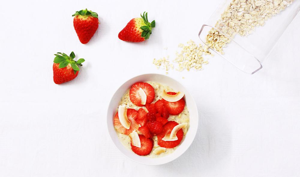 4 recettes pour un petit-déjeuner healthy