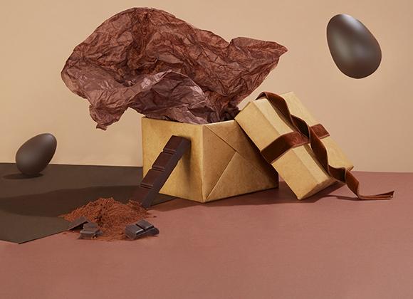 Pâques : 3 recettes 100 % chocolat pour vous régaler...