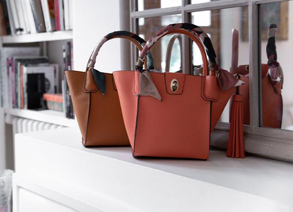 FOCUS : les sacs parfaits pour l'arrivée des beaux jours