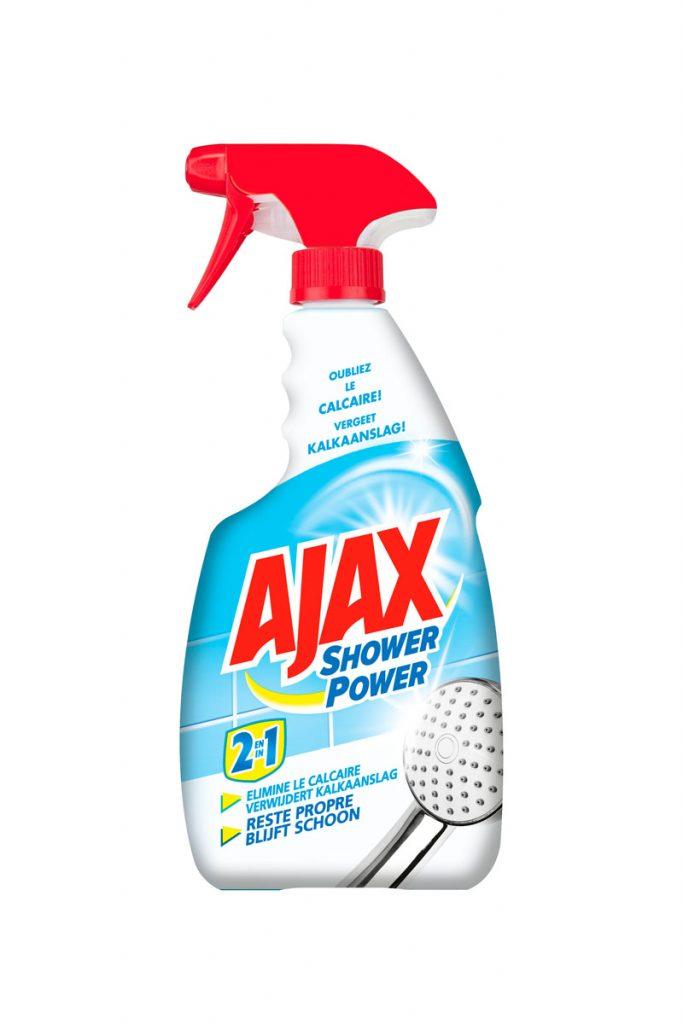 Ajax 6 sprays nettoyants ménagers
