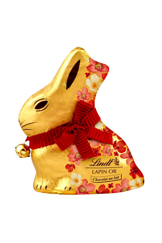 Lindt Lapin Or Lait