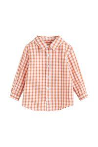 Mango Kids chemise à carreaux