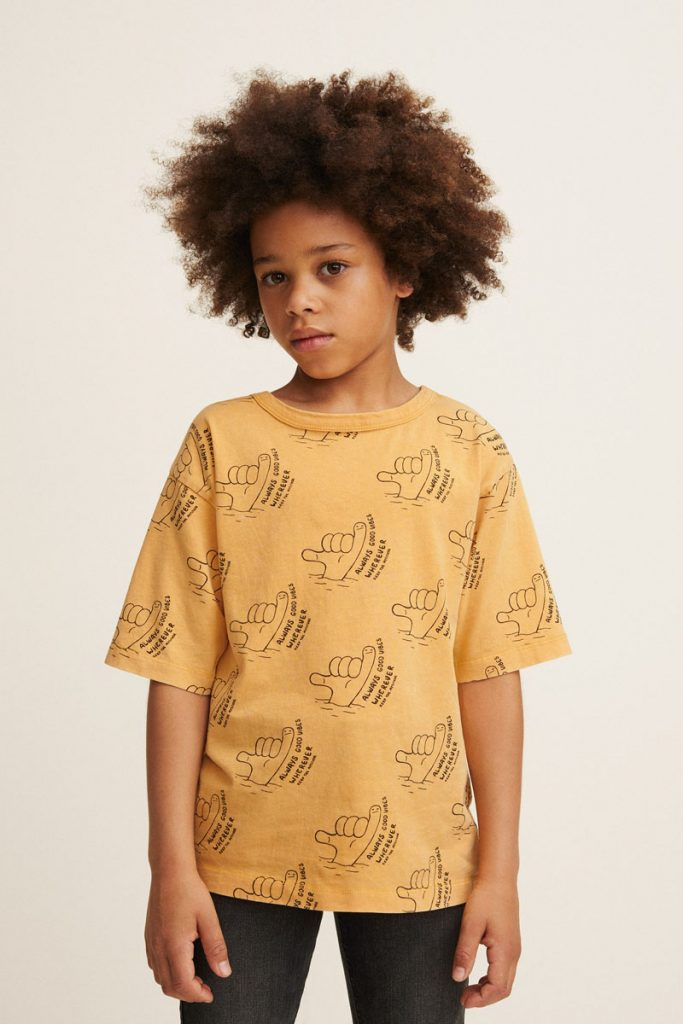 Mango Kids t-shirt