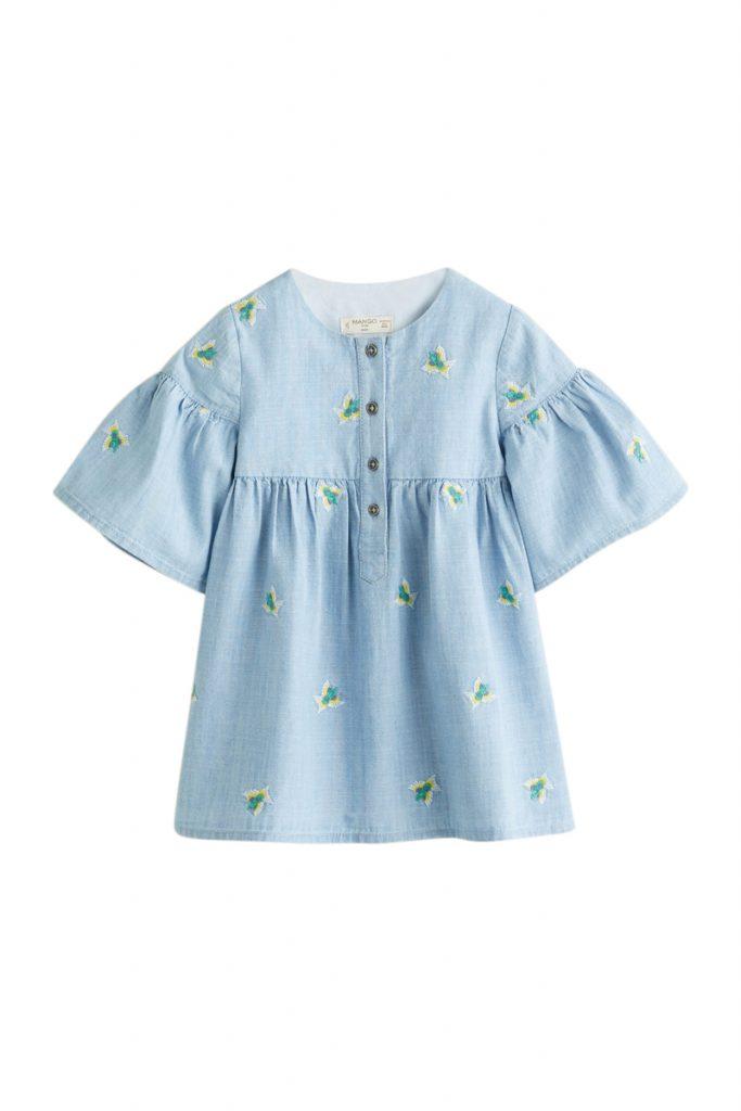 Mango Kids robe en jean