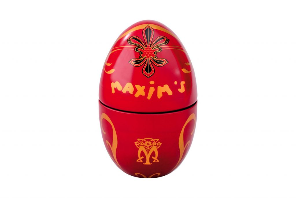 Maxim's chocolat lait praliné feuilletine