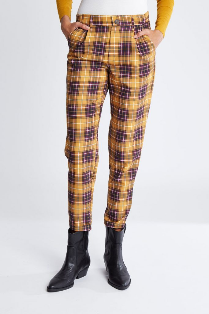 Pull & Bear pantalon cigarette 7/8