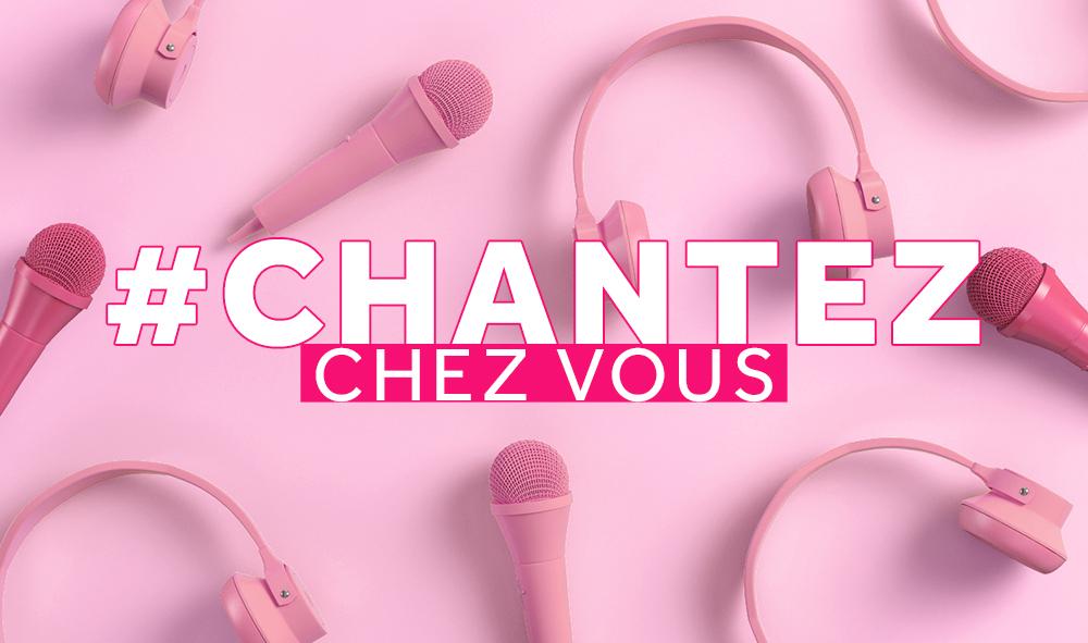 #ChantezChezVous : le casting pour devenir une star !