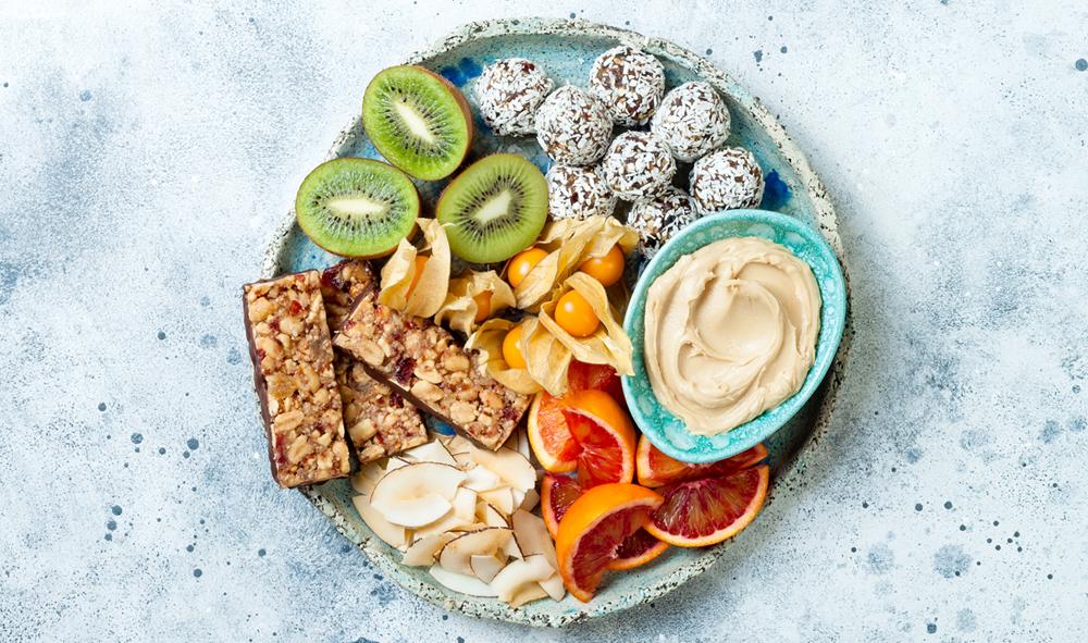 Fruits, amendes, découvrez comment grignoter sainement.