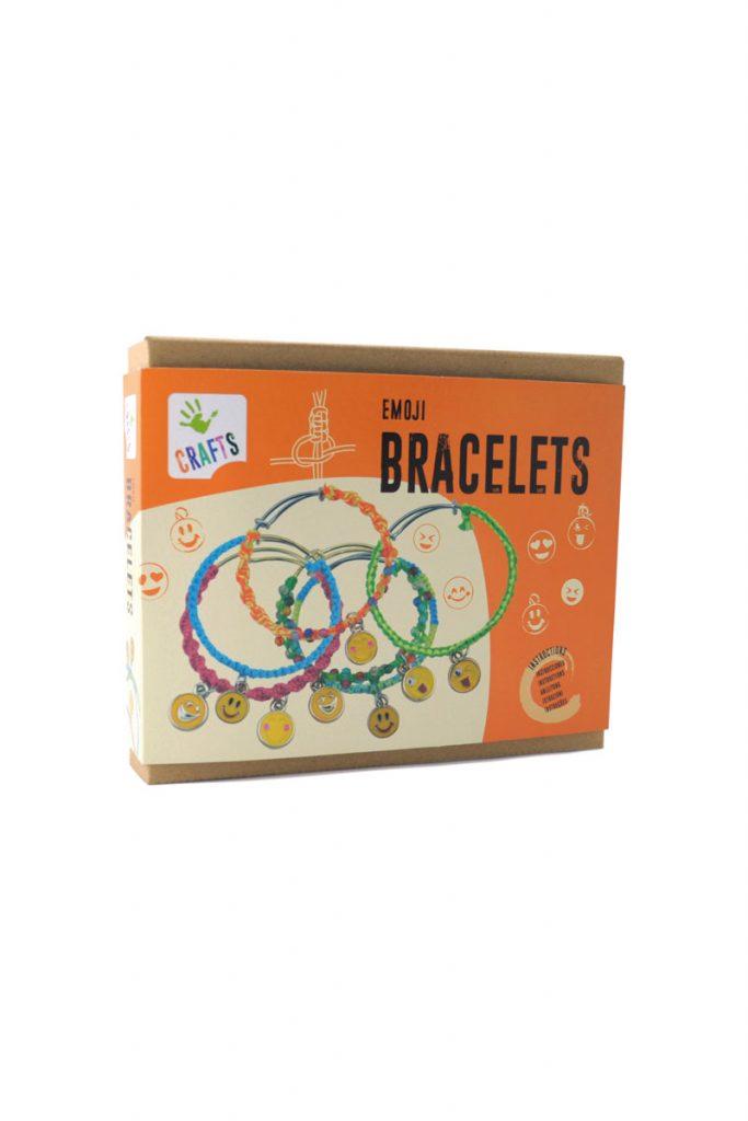 Andreu toys kit de création bracelet émojis