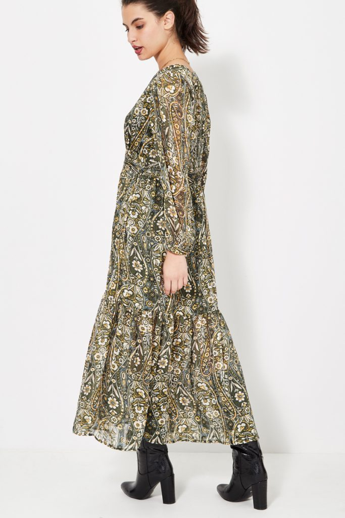 collectionIRL robe longue fantaisie
