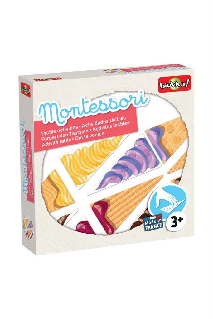 Montessori I can touch