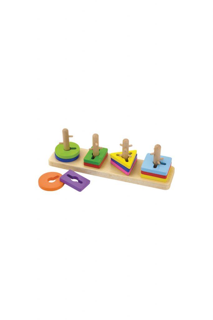 New Classis Toys jeu motricité en bois