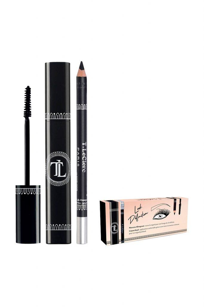 T.Leclerc duo mascara et crayons yeux