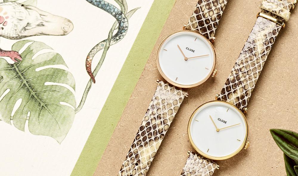 Cluse : le phénomène horloger s'invite sur Showroomprivé !