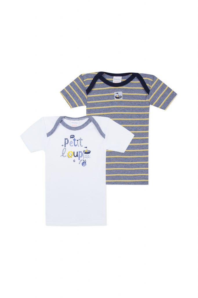 Absorba 2 t-shirts