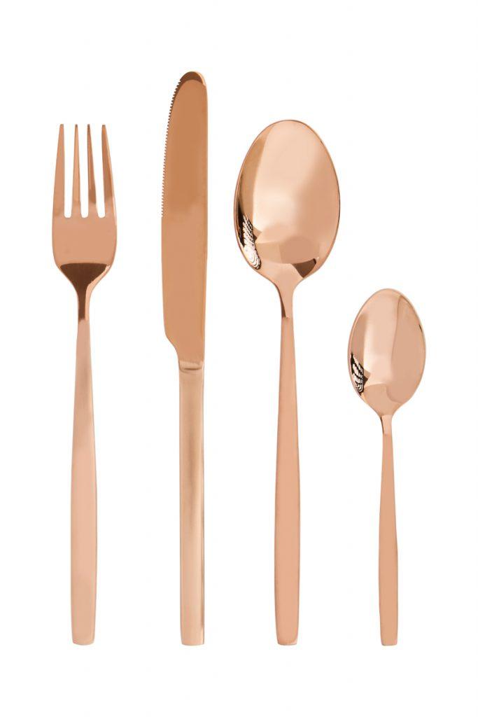 Cuisine design & co ménagère en acier inoxydable