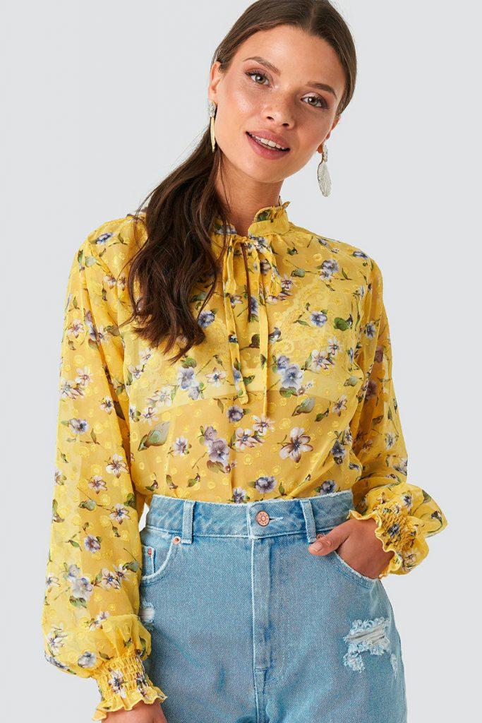 NA-KD blouse