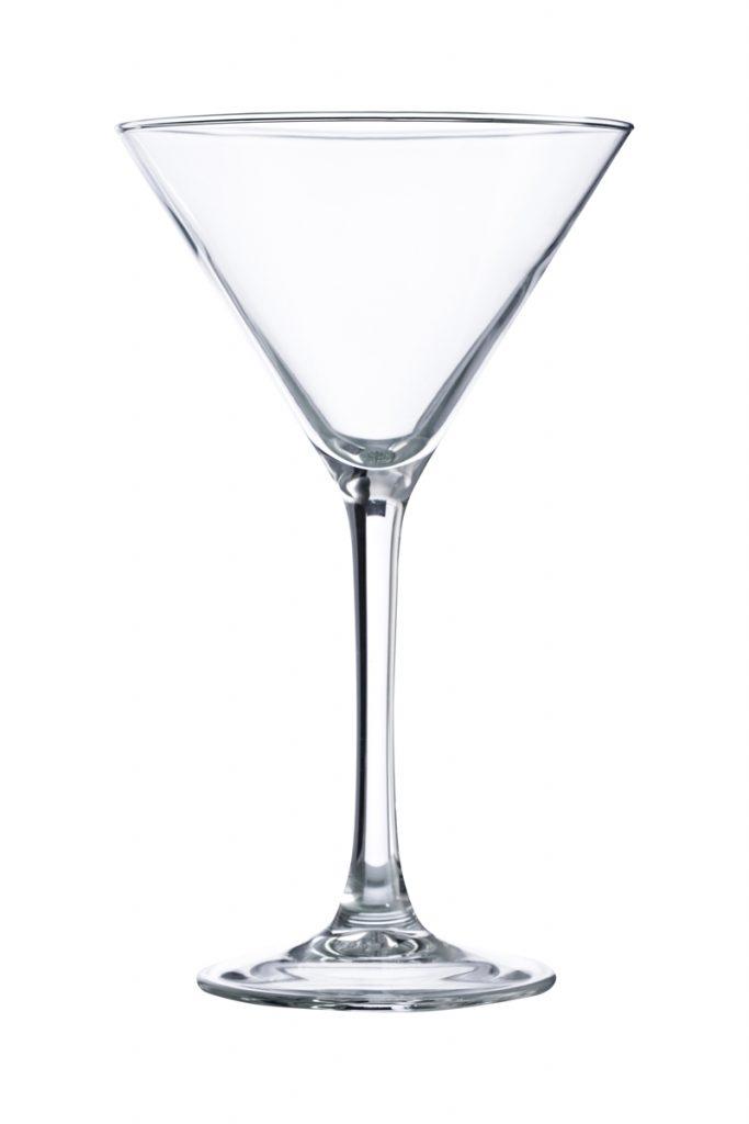 Table Hôtelière 6 verres à cocktails