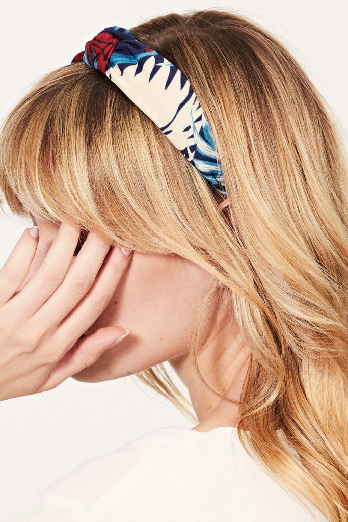 collectionIRL headband tropical