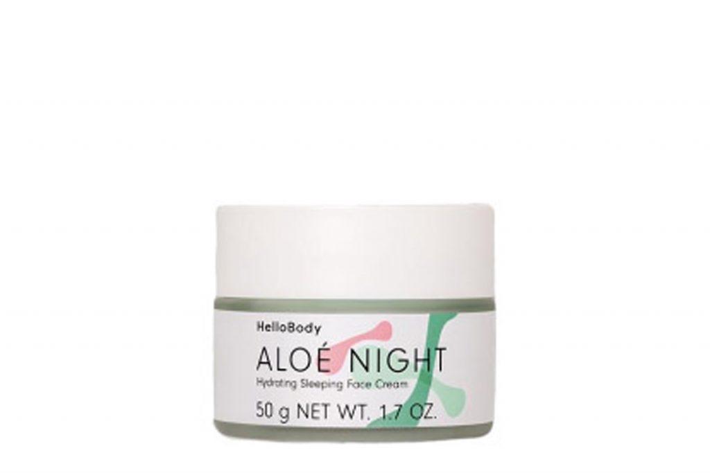 Hello Body crème de nuit