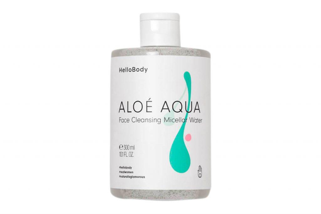 Hello Body eau micellaire