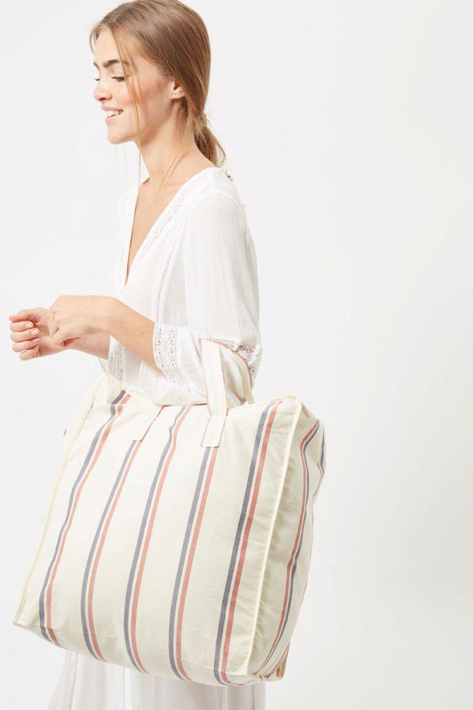 Lingerie Glamour sac de plage