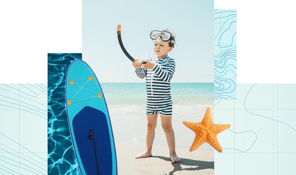 Kids Only : 3 étapes pour les préparer pour l'été !