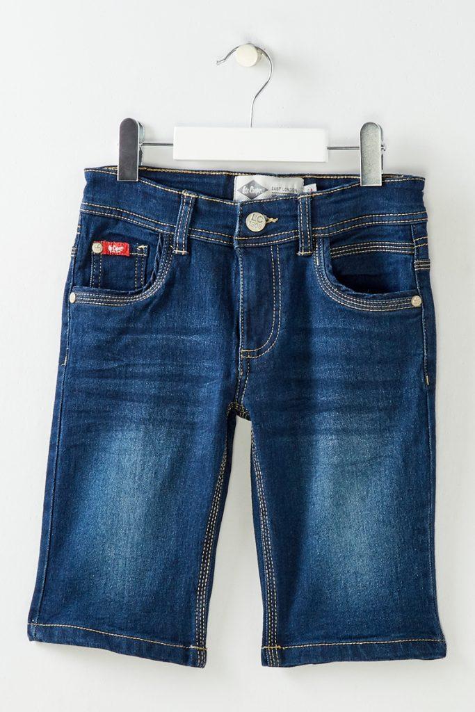 Lee Cooper bermuda en jean