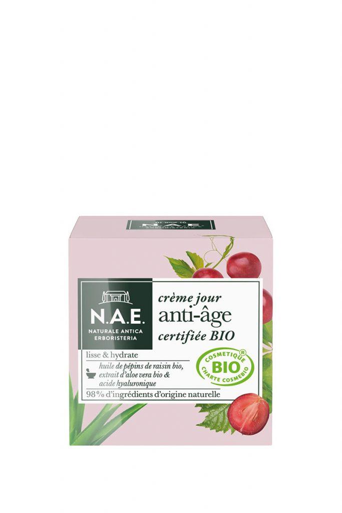 N.A.E crème anti-âge jour bio