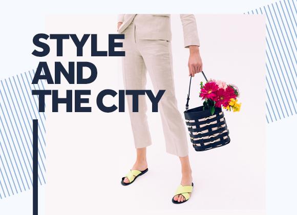 Showroom #3 : défilez dans les rues avec un style éblouissant cet été