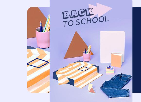 Back to school : la rentrée scolaire ? Même pas peur !
