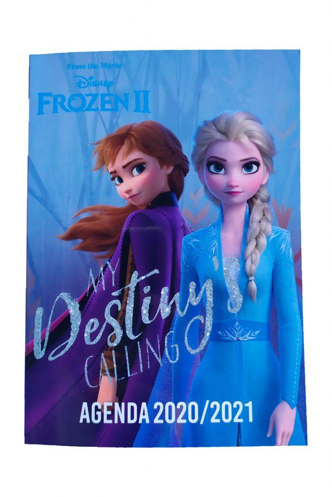 La rentrée des héros agenda La Reine des Neiges