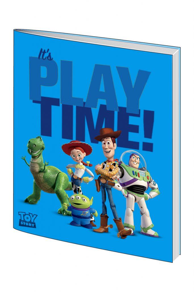 La rentrée des héros agenda Toy Story