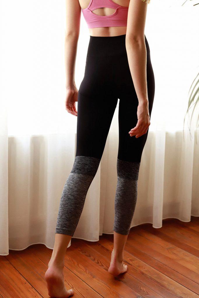 moveIRl leggings de sport bicolore