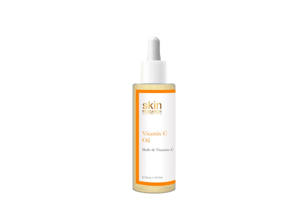Skin Pharmacy huile vitamine C