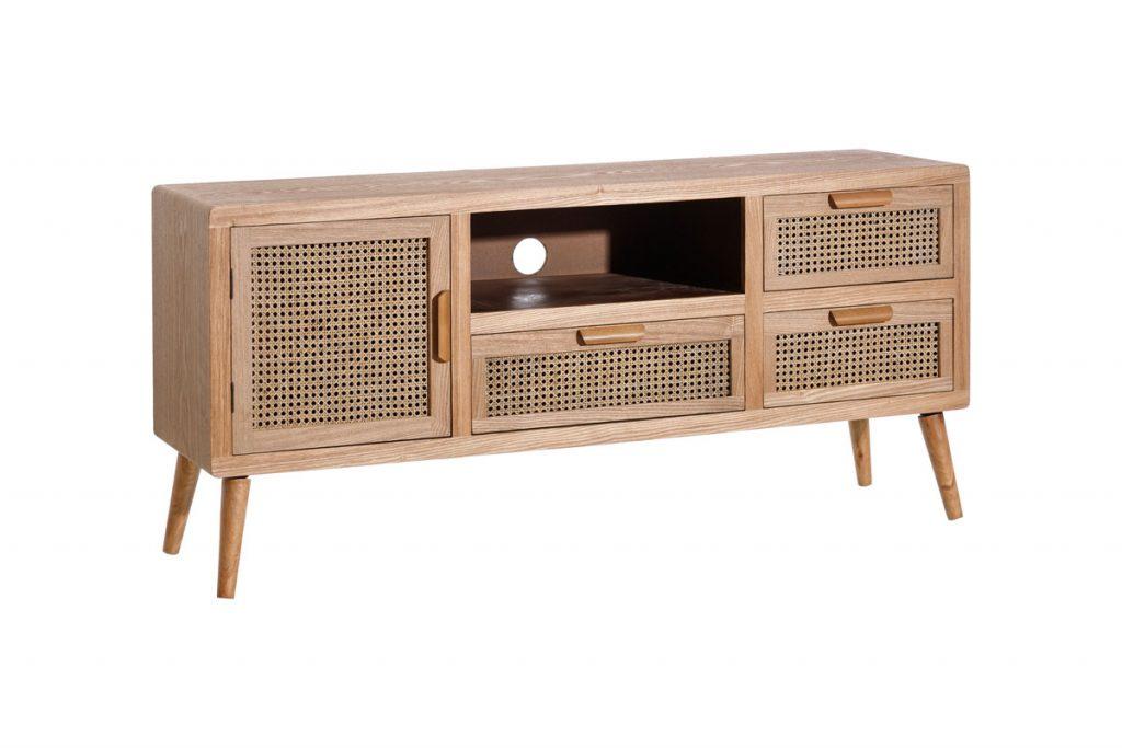 Souvenirs de voyage meuble TV