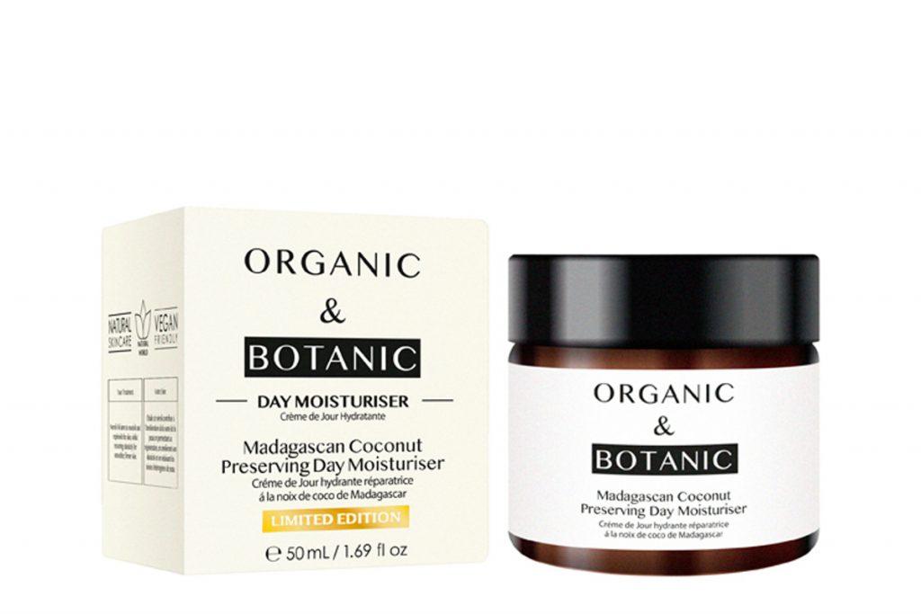 Dr Botanicals crème de jour hydratante à la noix de coco