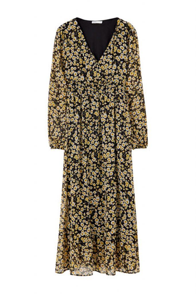 Pull & Bear robe longue